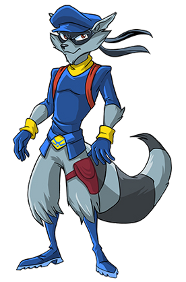 Cane drawing sly cooper. Image no png wiki