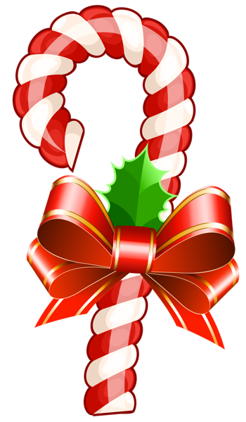 Cane drawing transparent. Large christmas candy png