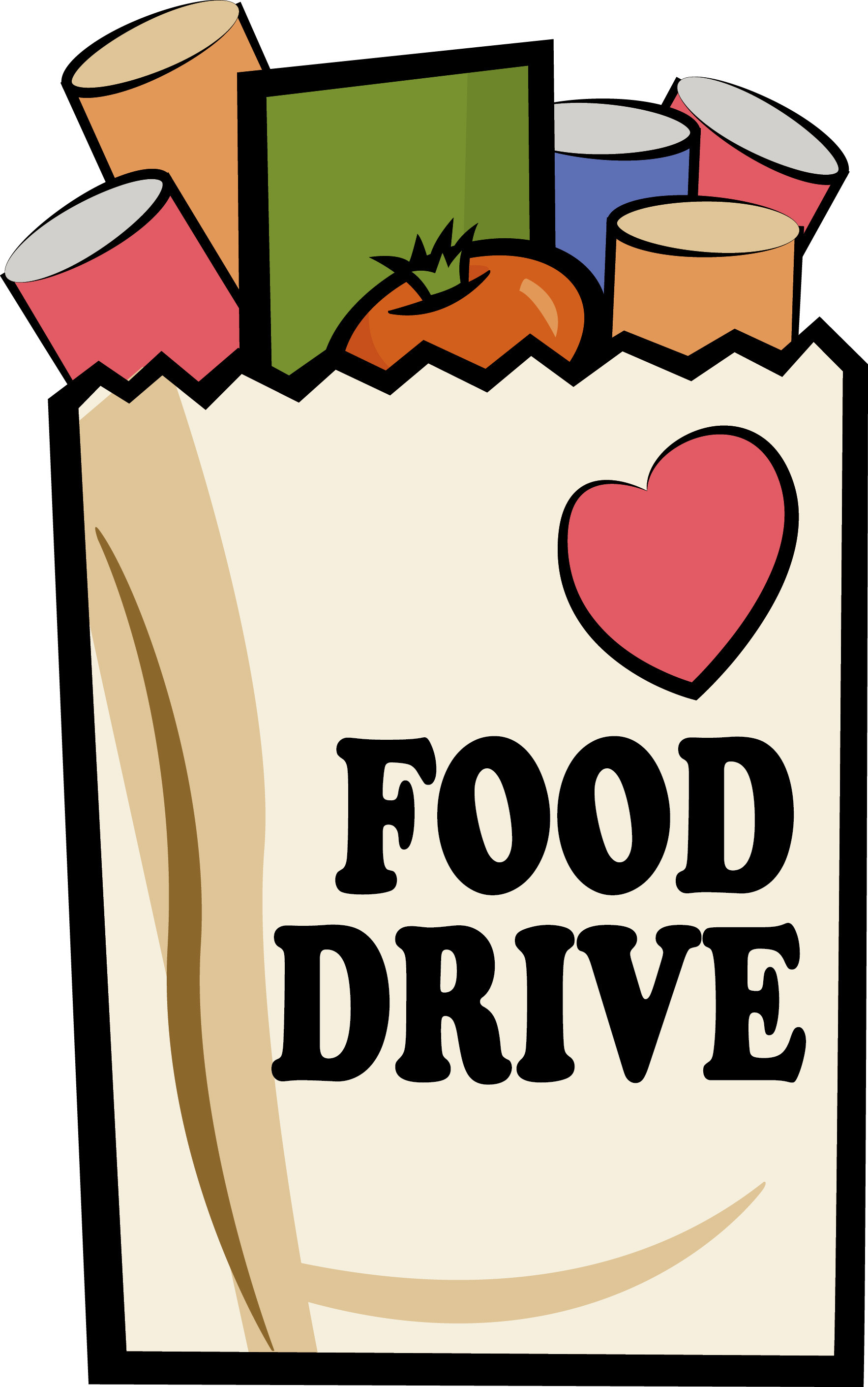 Canned clipart food donation. Cilpart startling donate