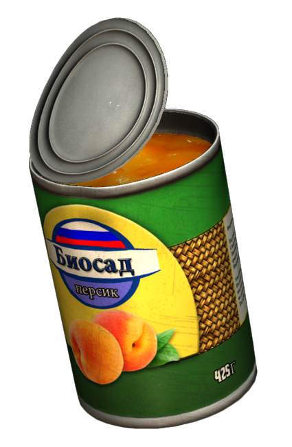 Canned food png. Image peaches open dayz