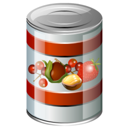 Food can png. Canned icon