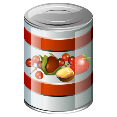 Canned food png. Brilliant by iconshock icon
