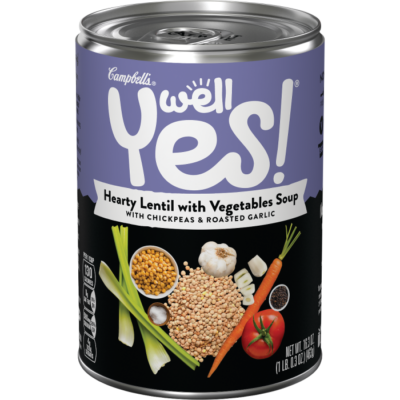 Canned vegetable labels png. Hearty lentil with vegetables