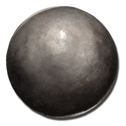 Metal ball png. Cannon official ark survival