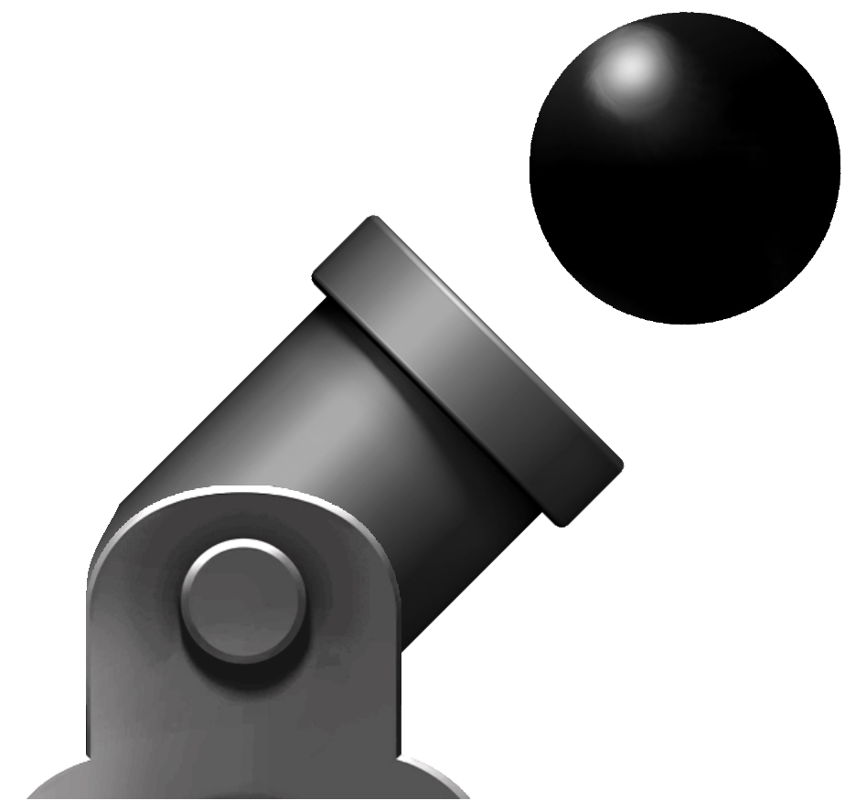 Cannon ball png. Image and cannonball fantendo