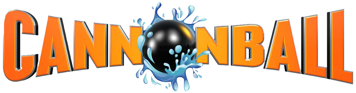 Cannon ball swimming png. Cannonball itv s brand