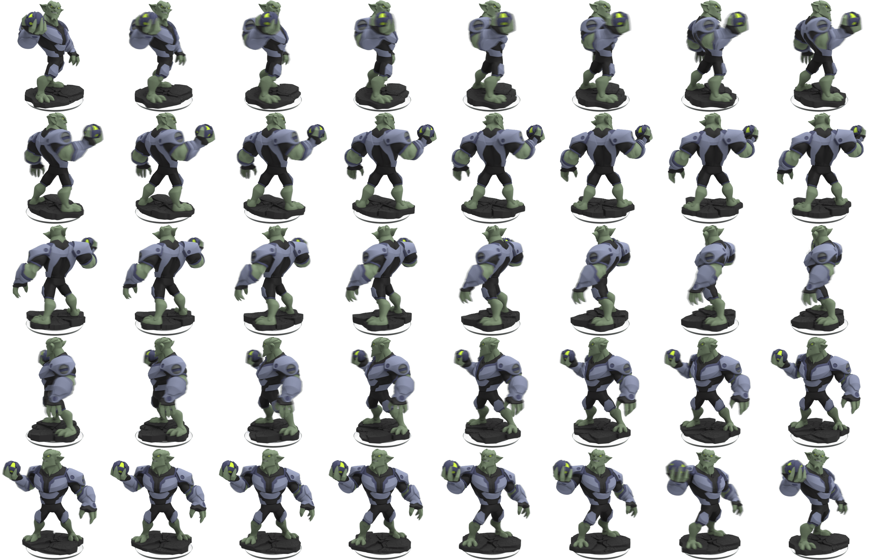 Cannon birds eye view png. Image green goblin sprite