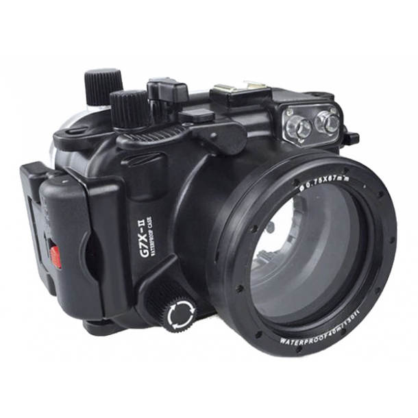Cannon g7 x png. Seafrogs g mark ii