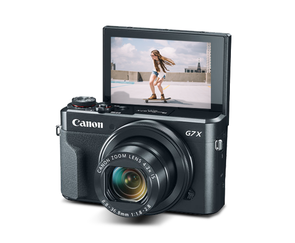 Cannon g7 x png. Best portable vlogging camera