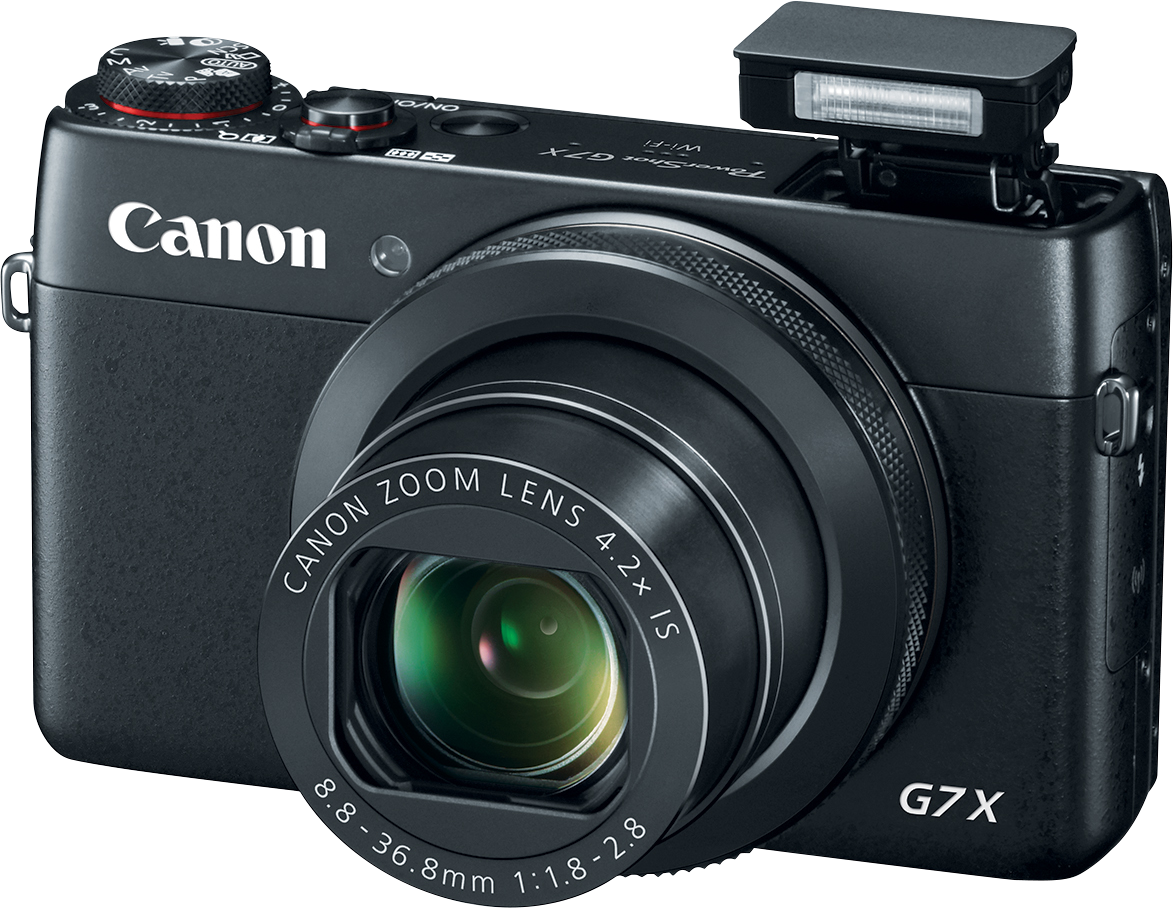 cannon g7x png