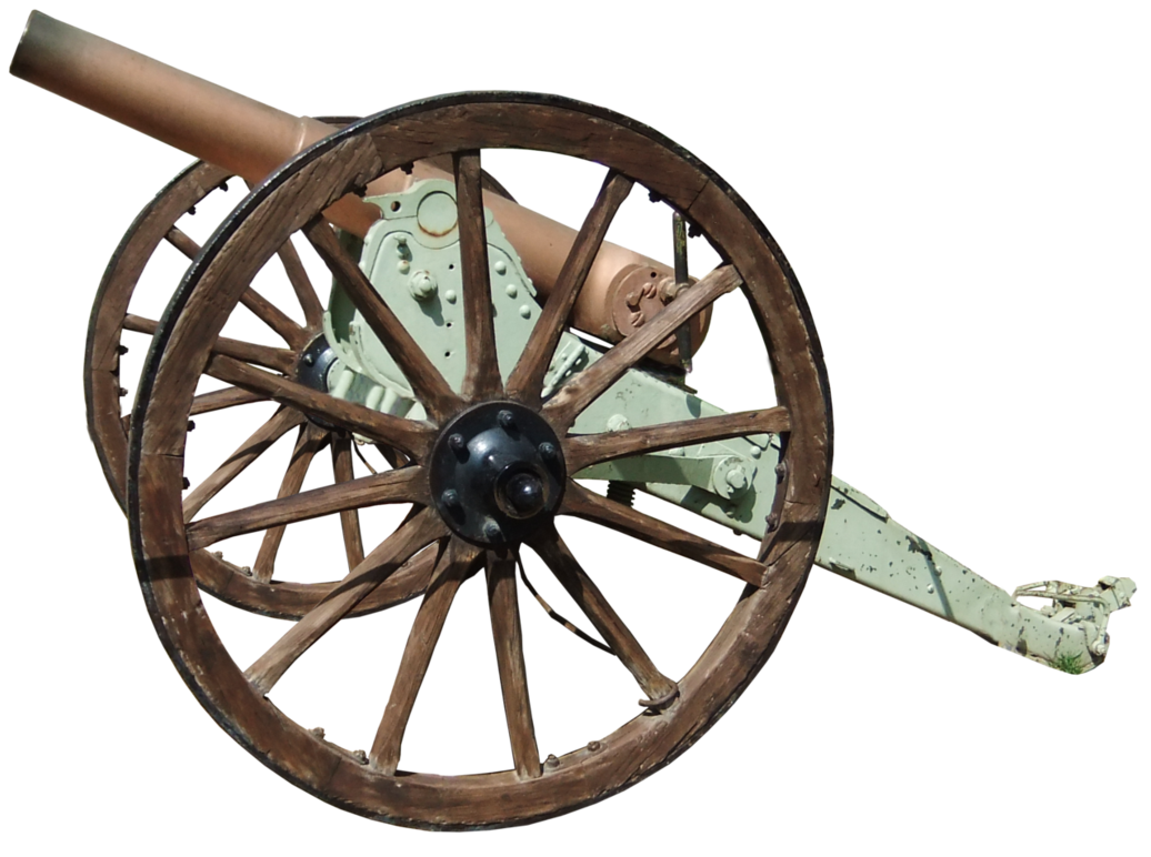 Cannon png. By fuguestock on deviantart