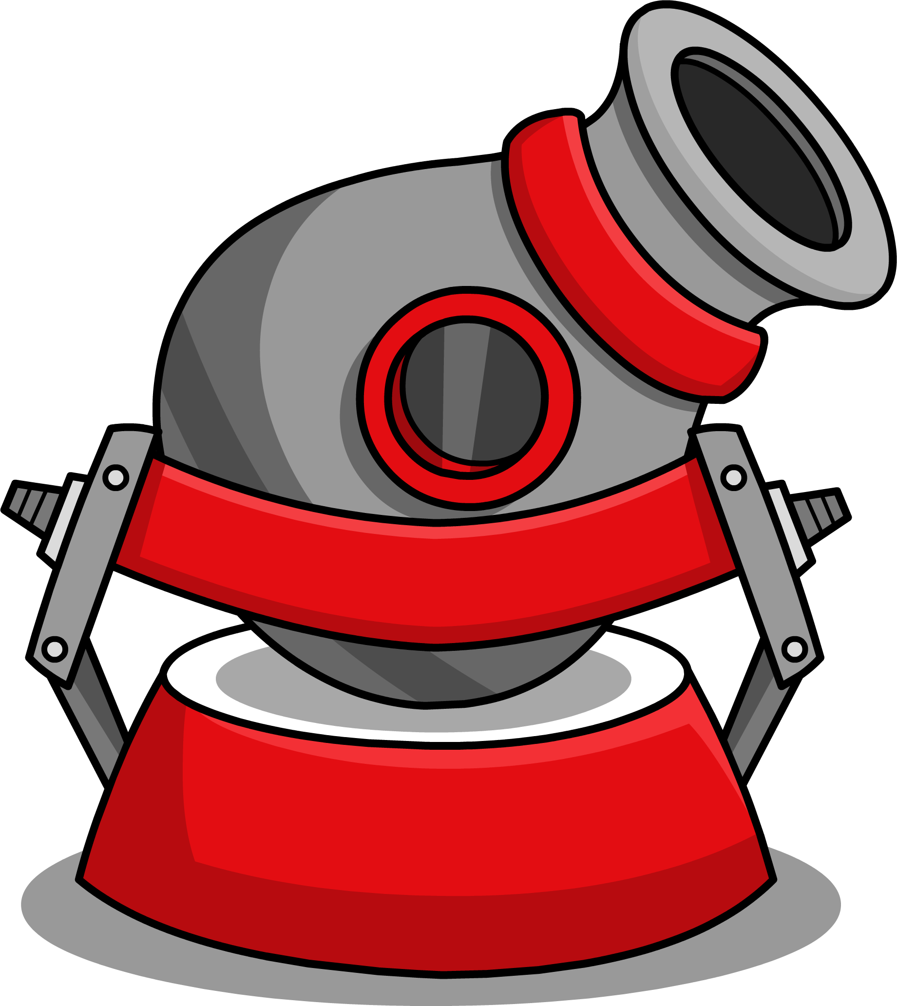 Cannon sprite png. Image puffle club penguin