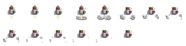 Missile sprite png. Launcher fire