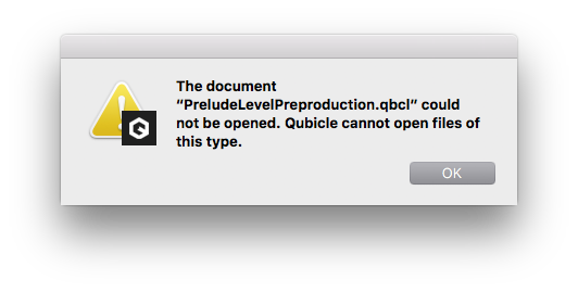 Cannot open png files. Qubicle can t qbcl