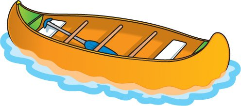 Canoe Clipart at GetDrawings