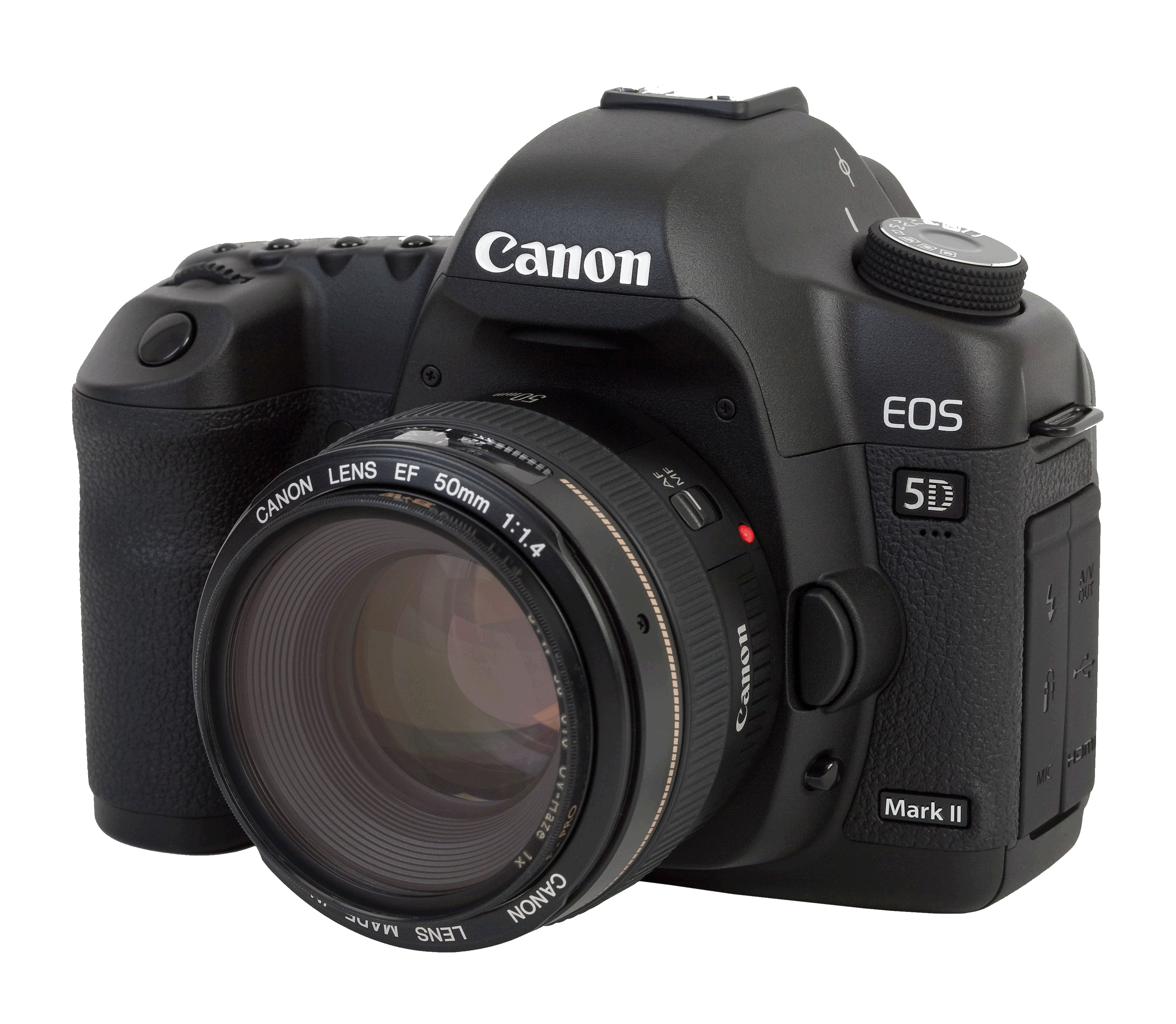 Canon camera png. File eos d mark