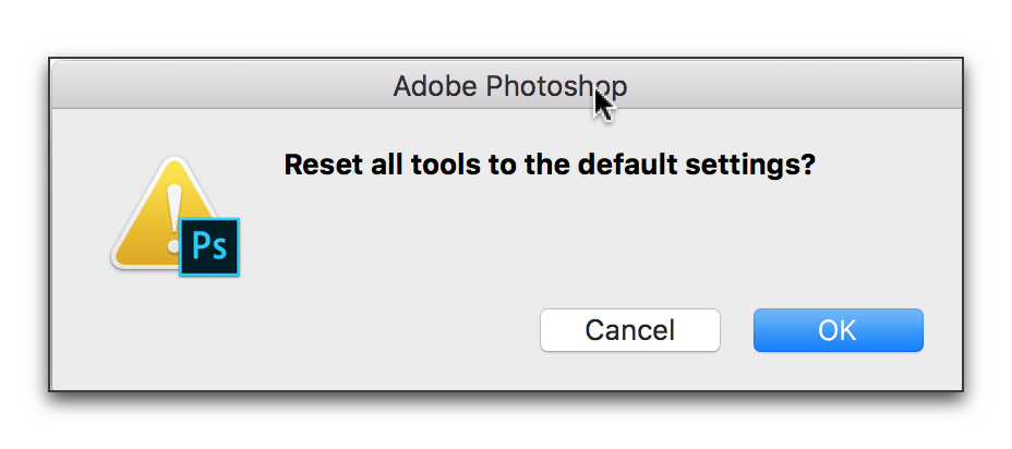 Can't save as a png in photoshop. Adobe resetting defaults on