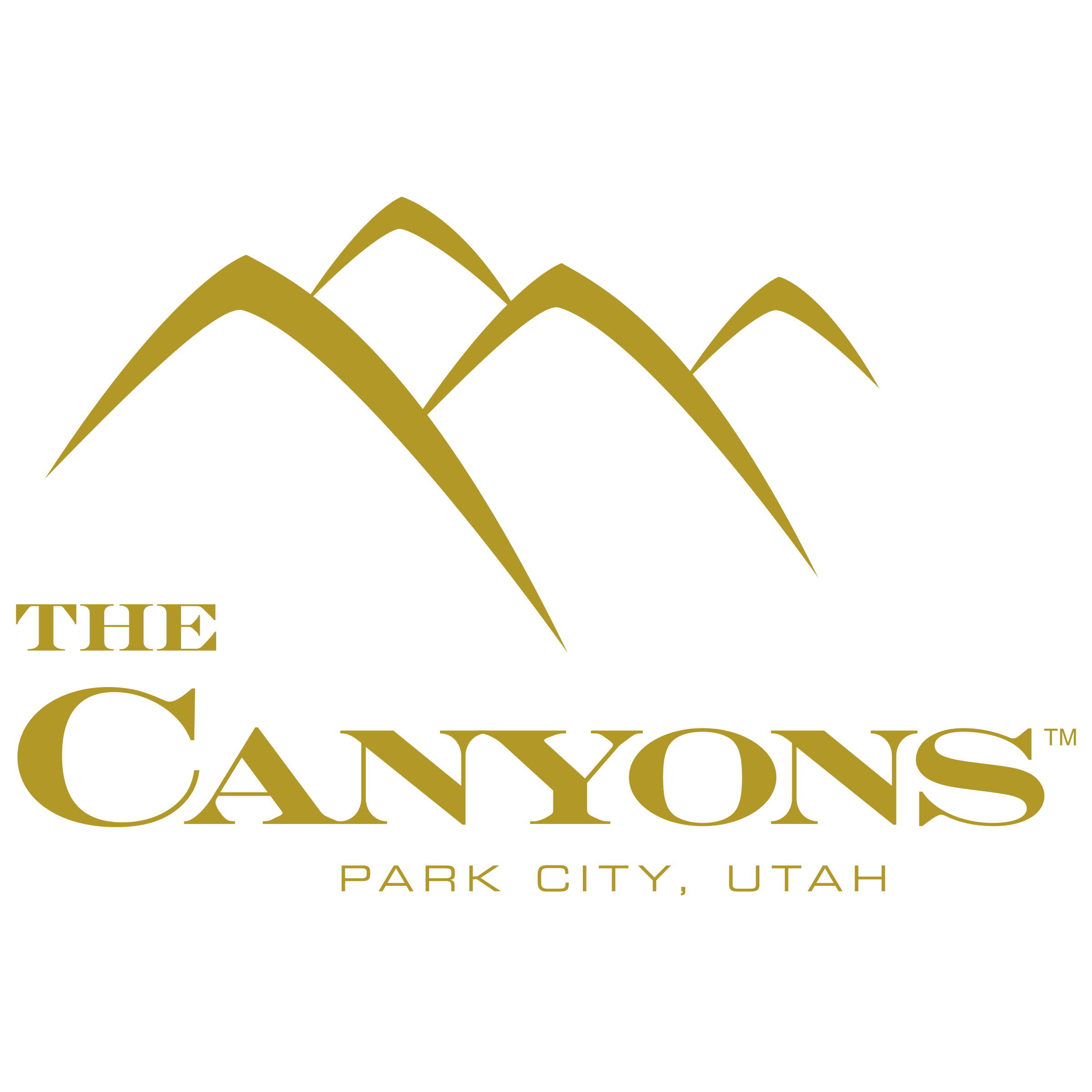 Canyon vector svg. The canyons logo png