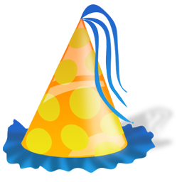 Cap clipart birthday party. Hat transparent png pictures