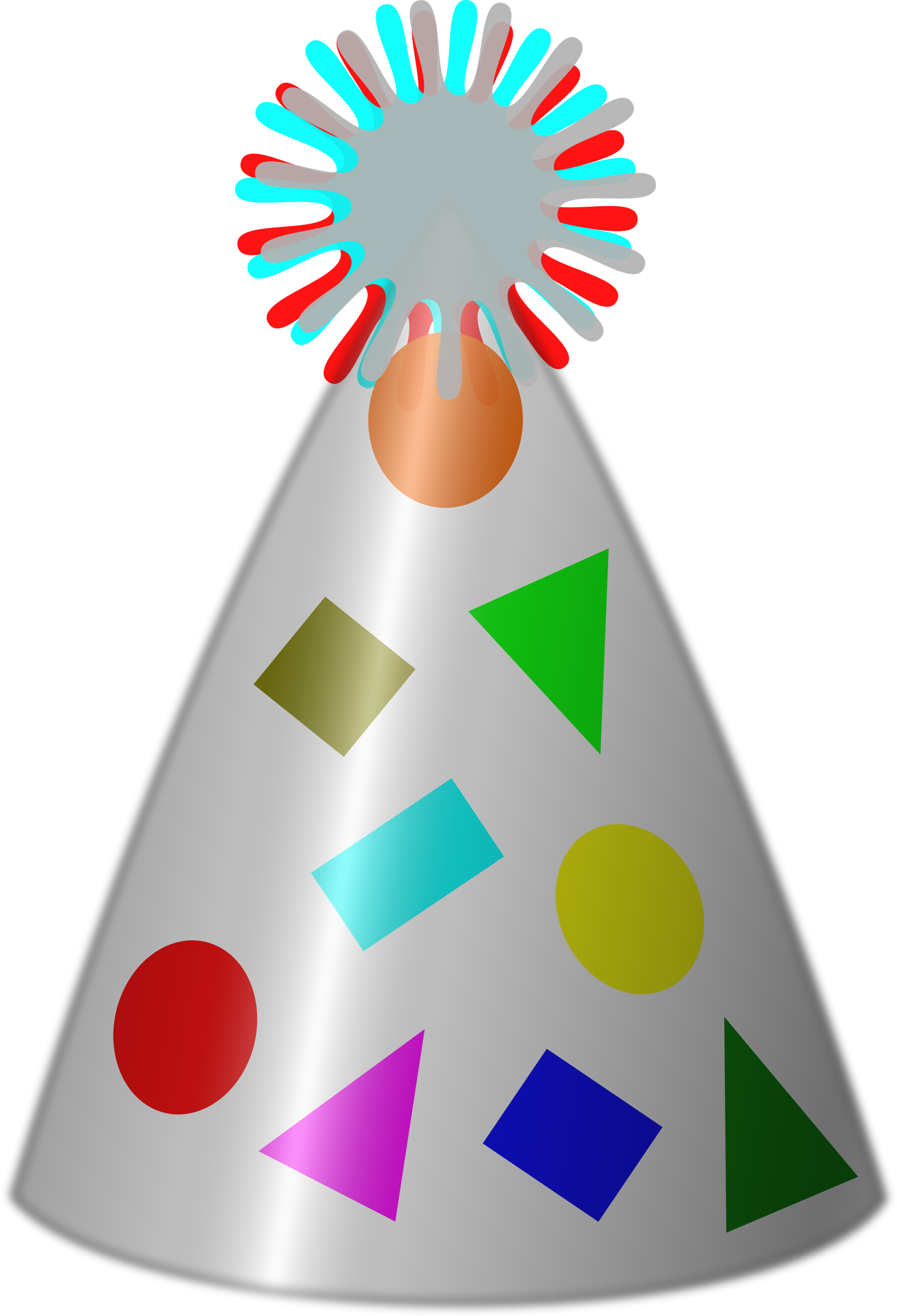 New years party hat png. Clipart at getdrawings com