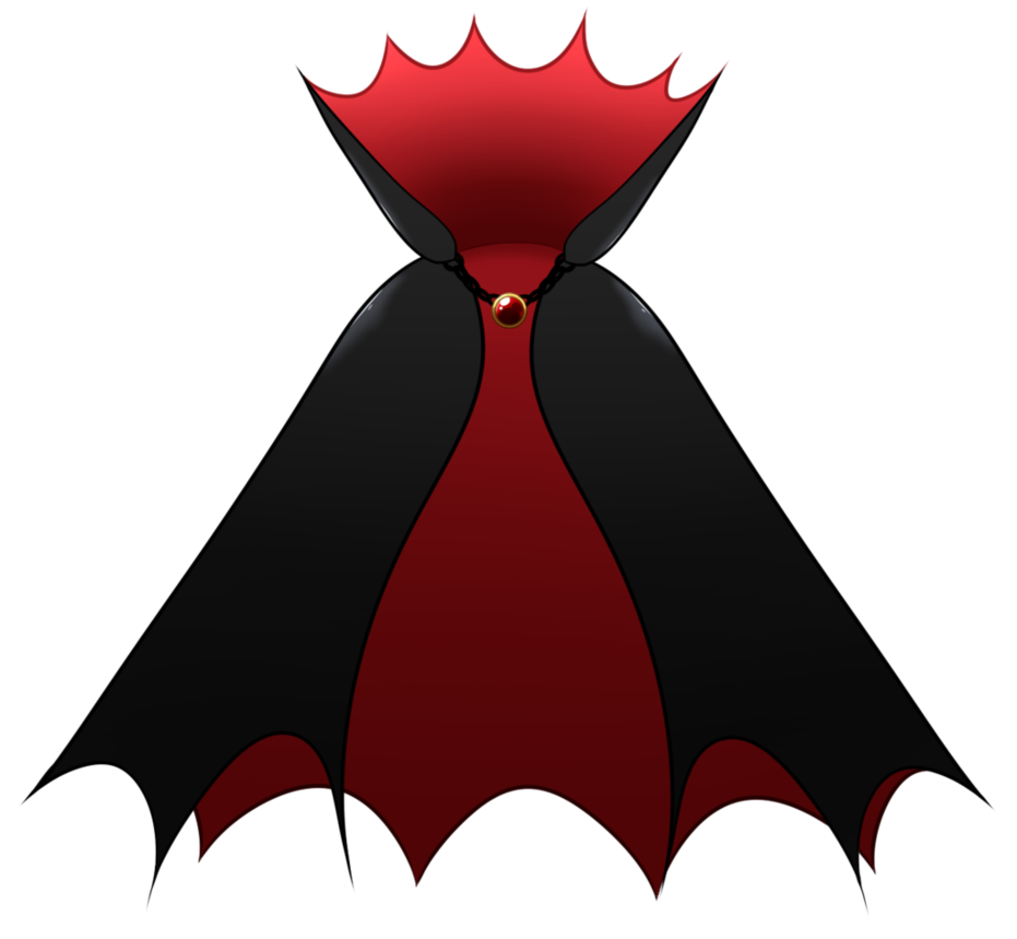 Drawing capes mmd. Vampire cape by stellarcomet