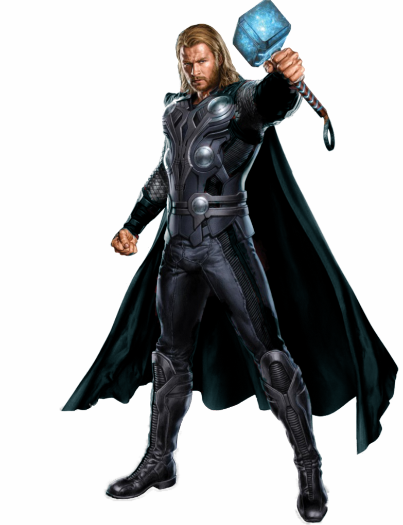 Cape render png. Thor black by mrvideo