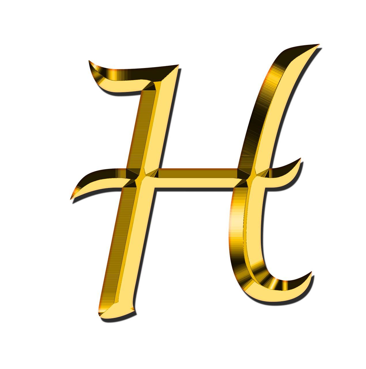 Capital letter a png. H transparent stickpng
