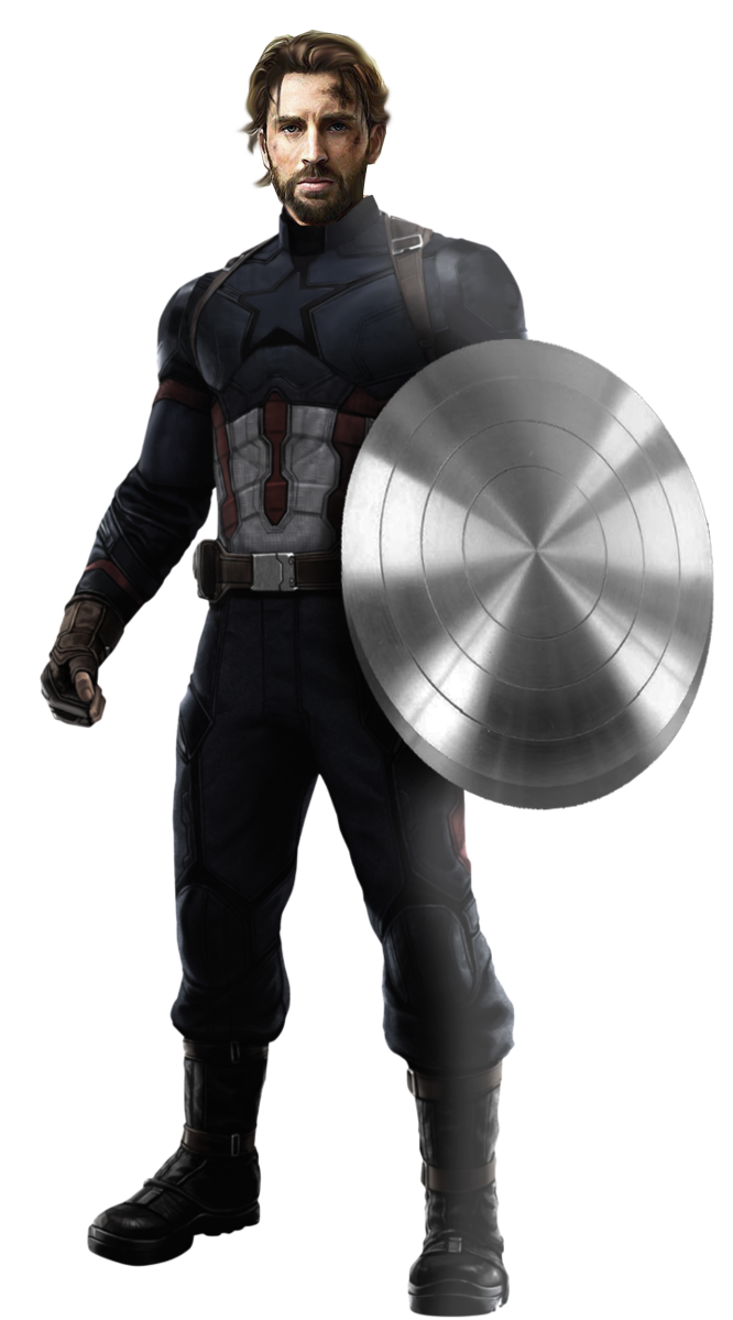 Captain america avengers png. Infinity war by luana