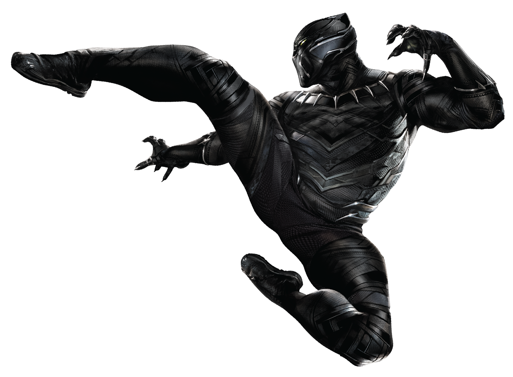 Black panther movie logo png. Image cw kick render