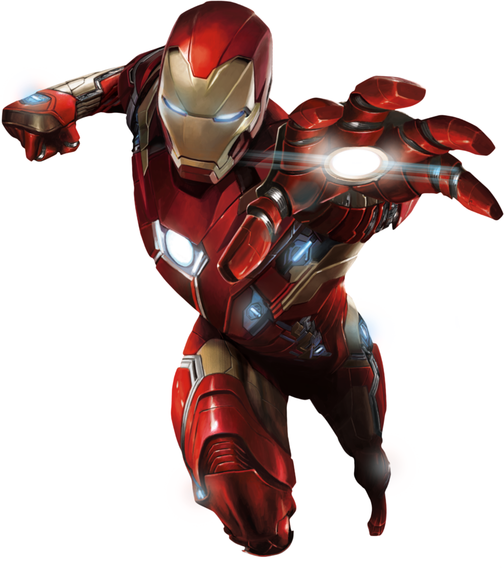 Captain america civil war png. Image iron man by