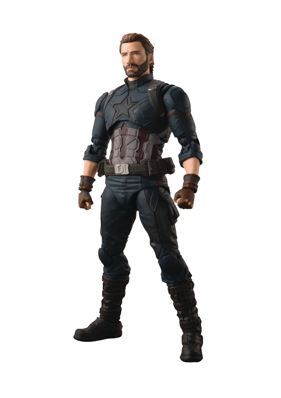 Captain america infinity war png. S h figuarts issue