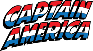 Captain america logo vectors