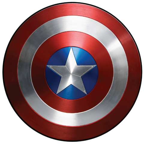 Captain america logo png. Image shield disney infinity