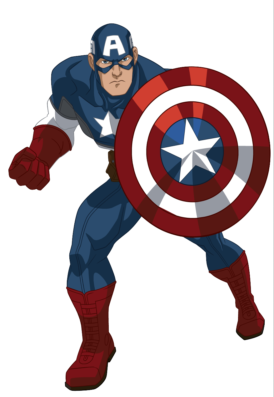 Captain america .png. Image avengers assemble png