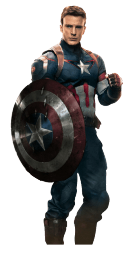 Captain america png free