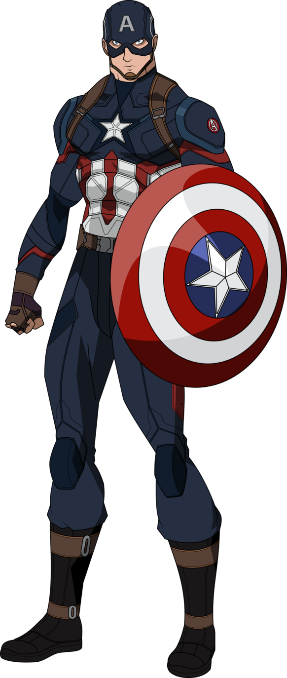 Civil war bourassa by. American drawing captain america clipart library library