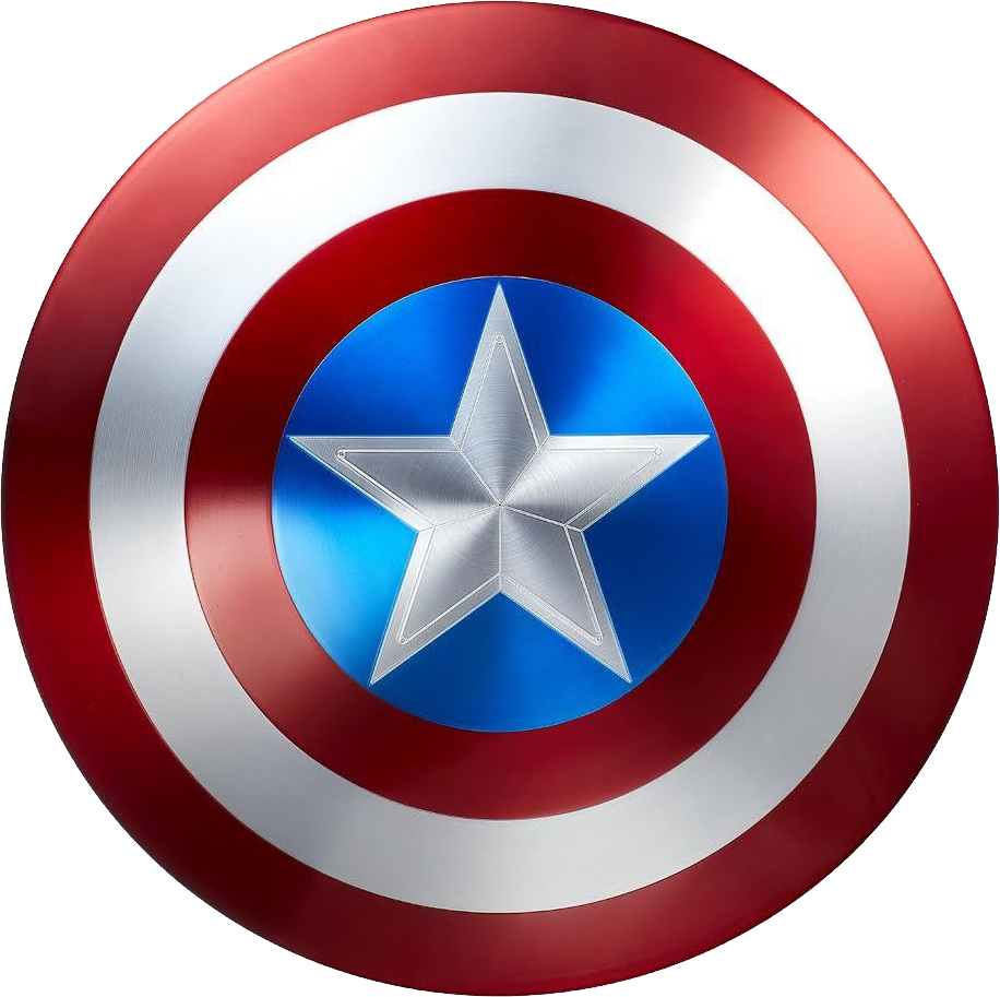 Captain america star png. Images free download shield