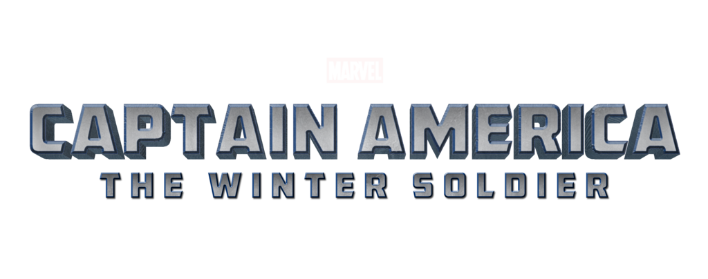 captain america title png