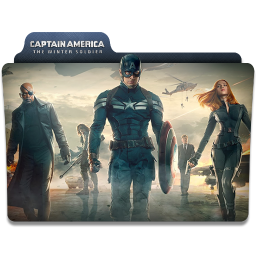 Captain america winter soldier png. Folder icon the
