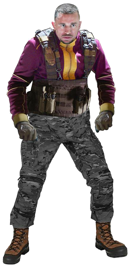 Captain america winter soldier png. Batroc by davidbksandrade on