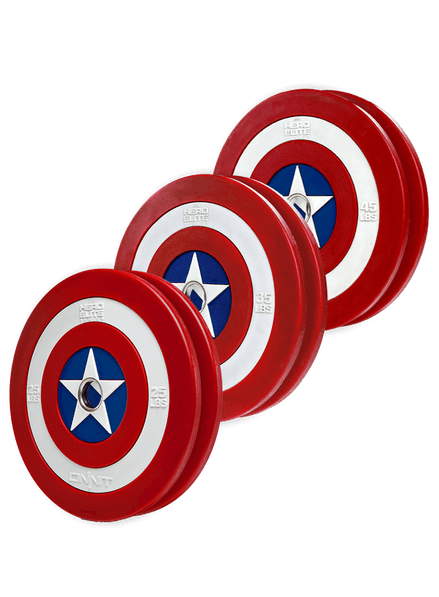 Captain clipart barbel. Onnit marvel america barbell