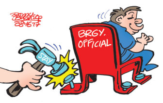 Captain clipart brgy. News archives page of