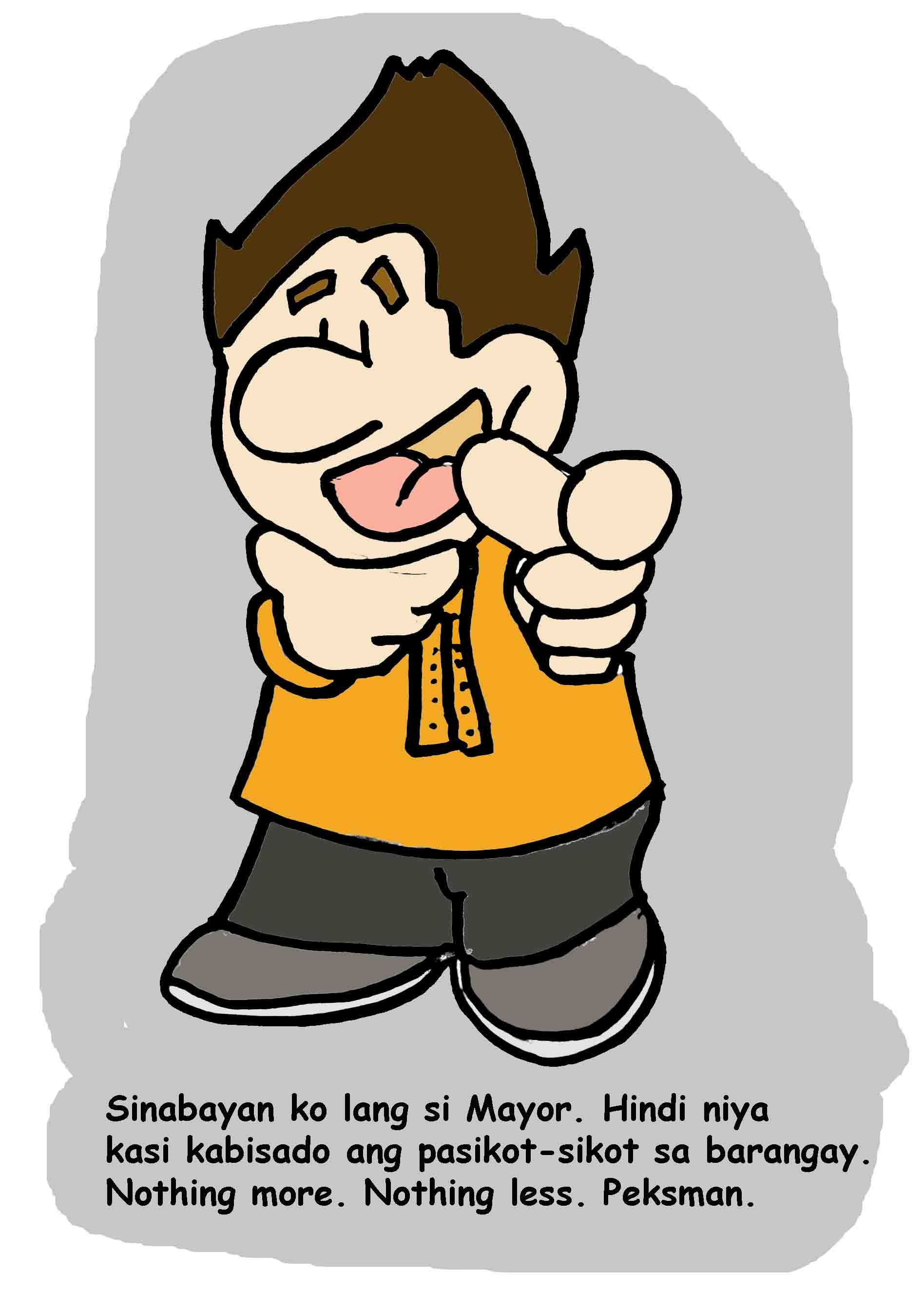 Barangay officials barred from. Captain clipart brgy transparent download
