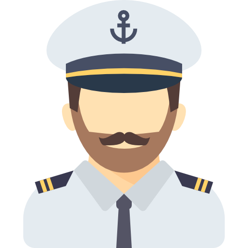 People job avatar profession. Captain clipart military captain picture free library