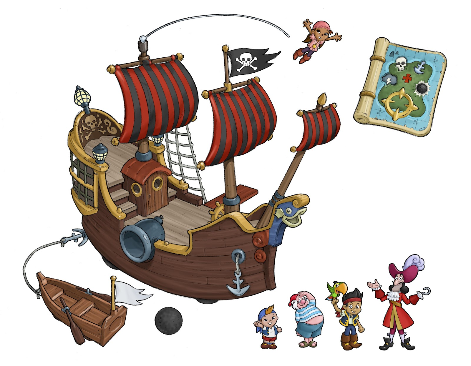 Pirates at getdrawings com. Captain clipart ship drawing vector free download