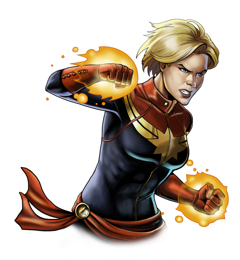 Thehappysorceress danvers by fan. Captain marvel carol png banner black and white download