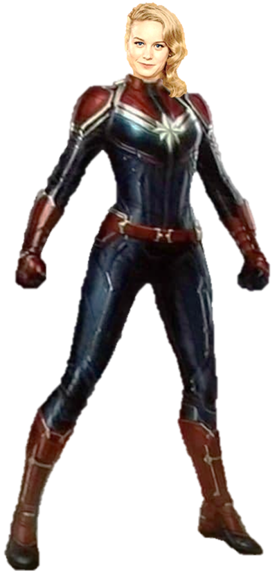Captain marvel png. Comic con concept art