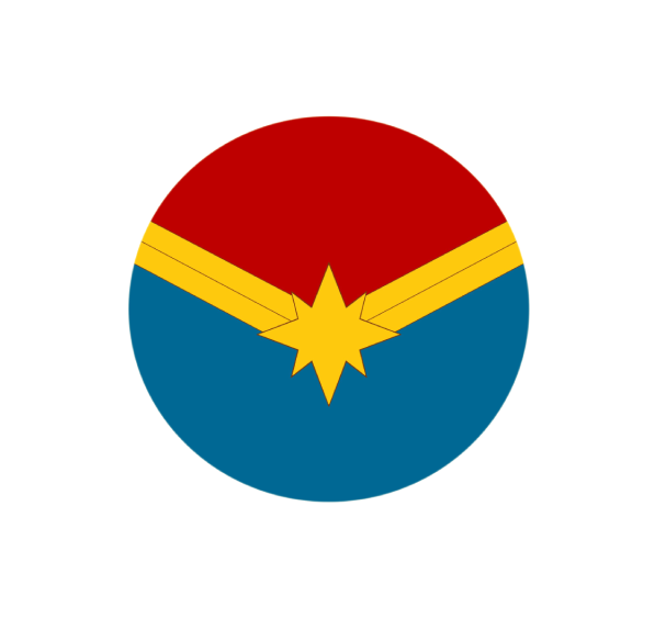 Captain marvel logo png. Download symbol picture transparent