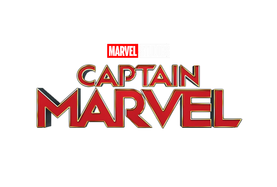 Captain marvel logo png. Title transparent by asthonx
