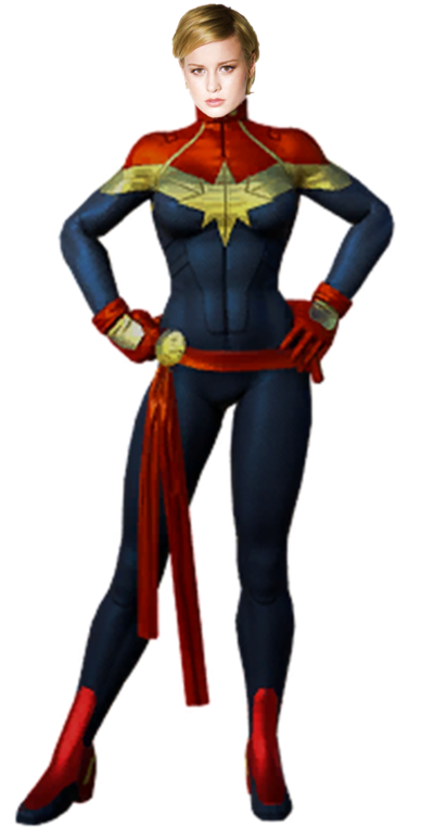 Captain marvel png. Carol danvers by gasa